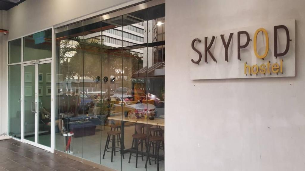 More about Skypod Hostel