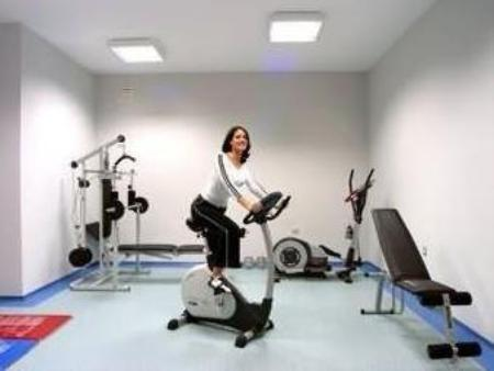 Fitness center BEST WESTERN Park Hotel