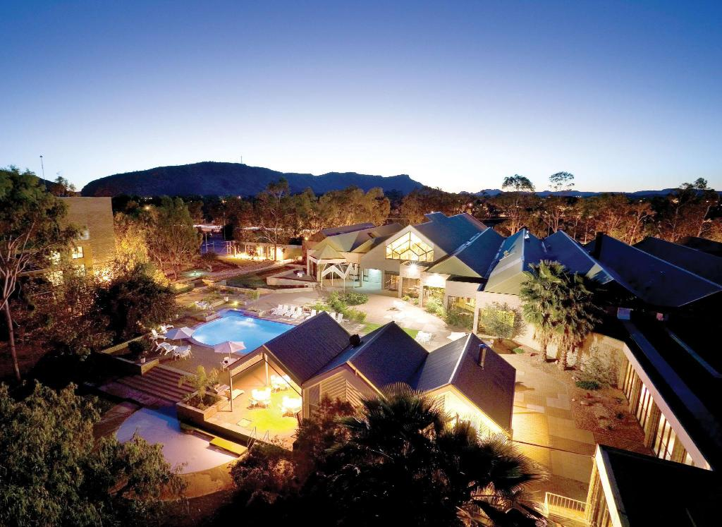 دبل تري باي هيلتون، أليس سبرينجس (DoubleTree by Hilton Alice Springs)