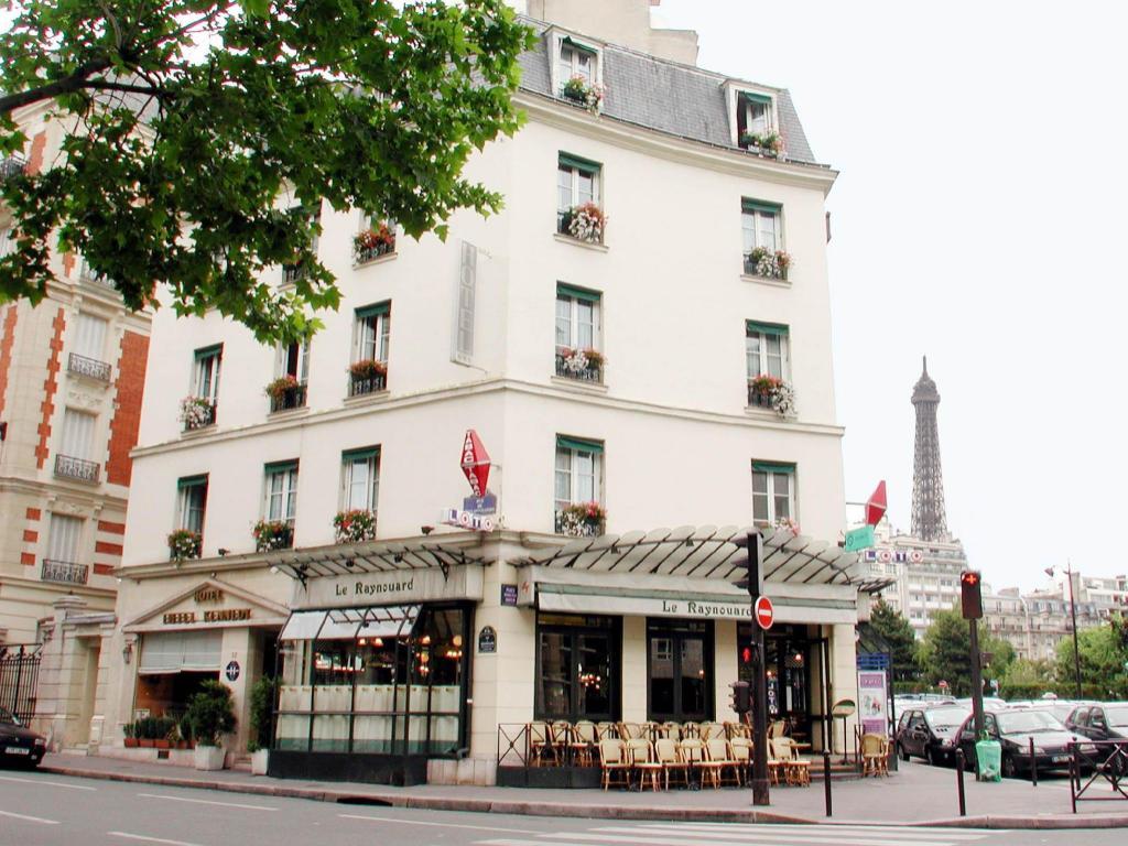 Hotel Eiffel Kennedy in Paris - Room Deals 9841a14561