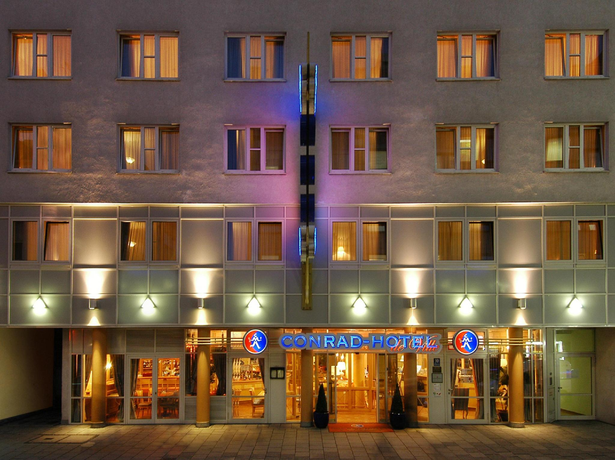 CONRAD-HOTEL de Ville MÜNCHEN in Munich - Room Deals, Photos & Reviews