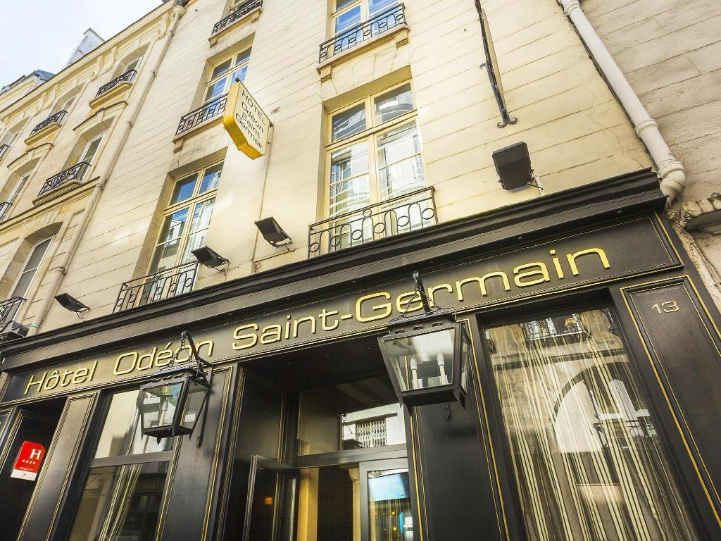 More about Hotel Odeon Saint Germain