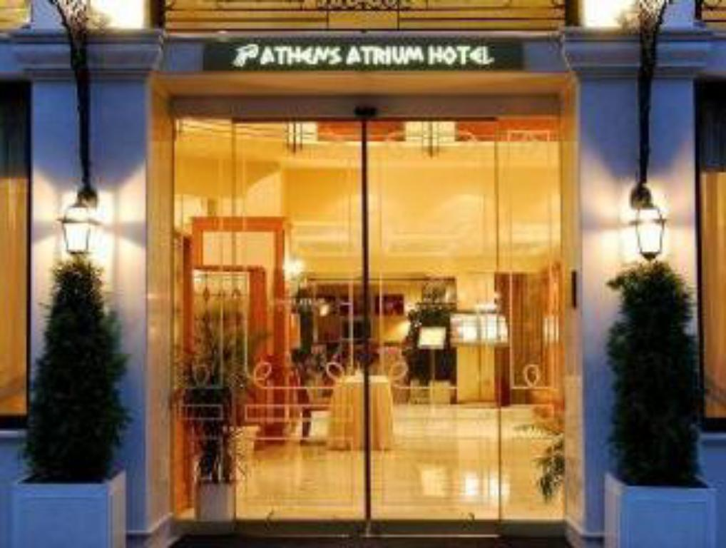 More about Athens Atrium Hotel and Suites