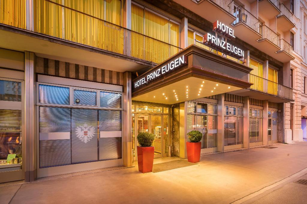 Hotel Prinz Eugen Vienna Reviews
