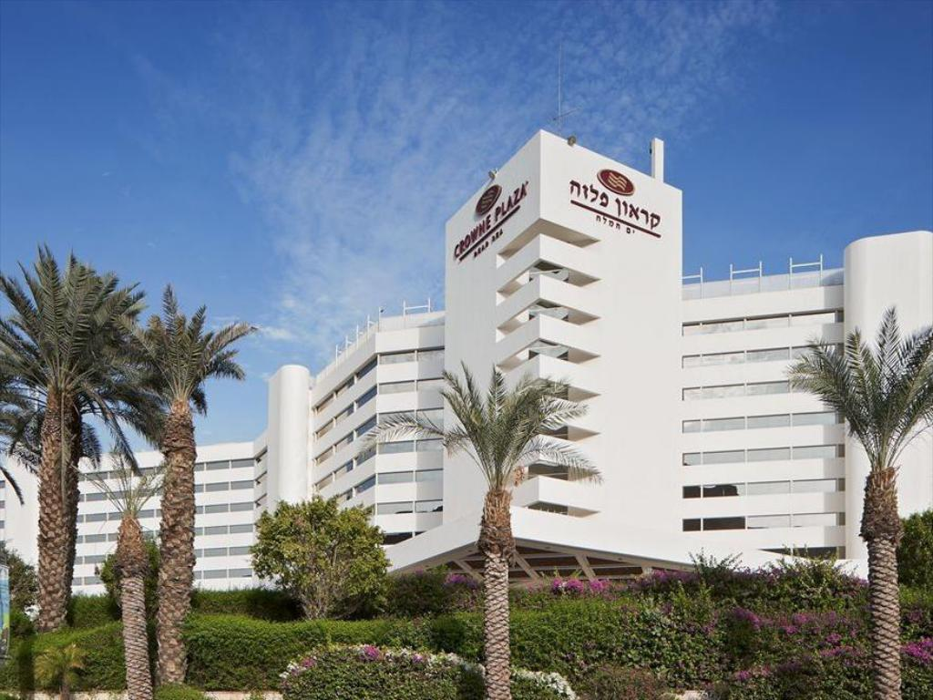 Meer over Crowne Plaza Dead Sea Hotel