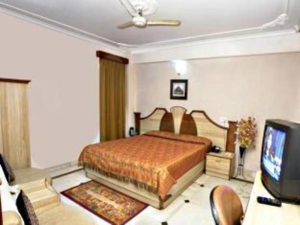 Deluxe Room Hotel Welcome Palace Karol Bagh