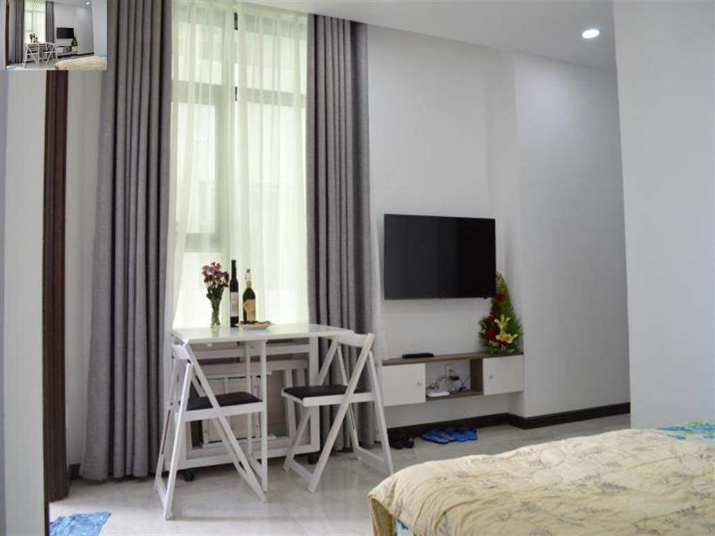 Hotellet indefra Beach Front Apartments Nha Trang