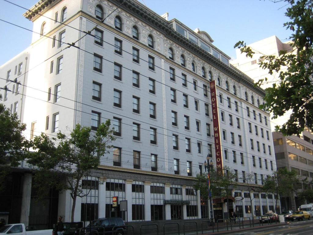 More about Hotel Whitcomb
