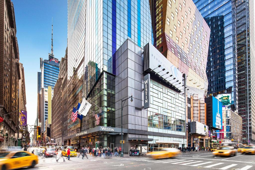 Agoda New York Times Square Hotels