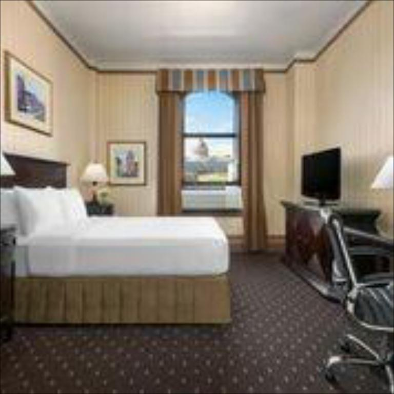 Hotel Whitcomb In San Francisco Ca