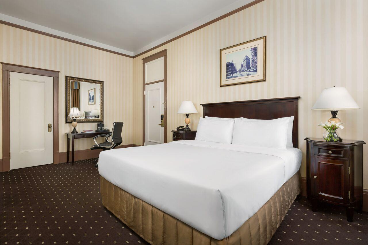 Hotel Whitcomb In San Francisco Ca Room Deals Photos Reviews