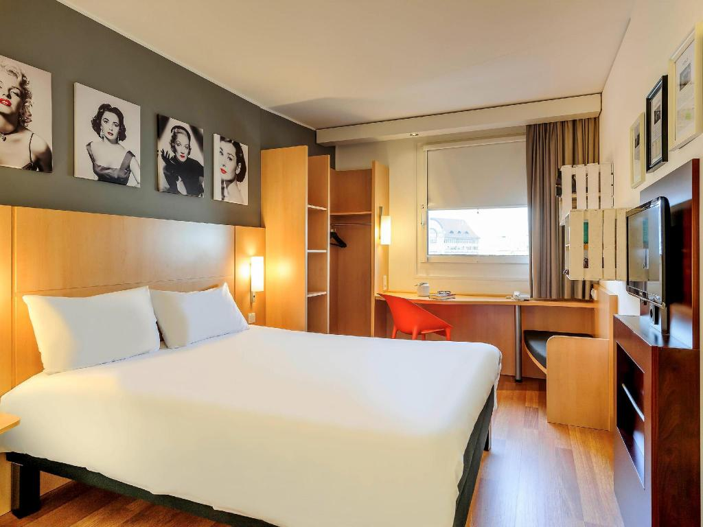 Standard Room with 1 double bed Ibis Berlin Kurfuerstendamm
