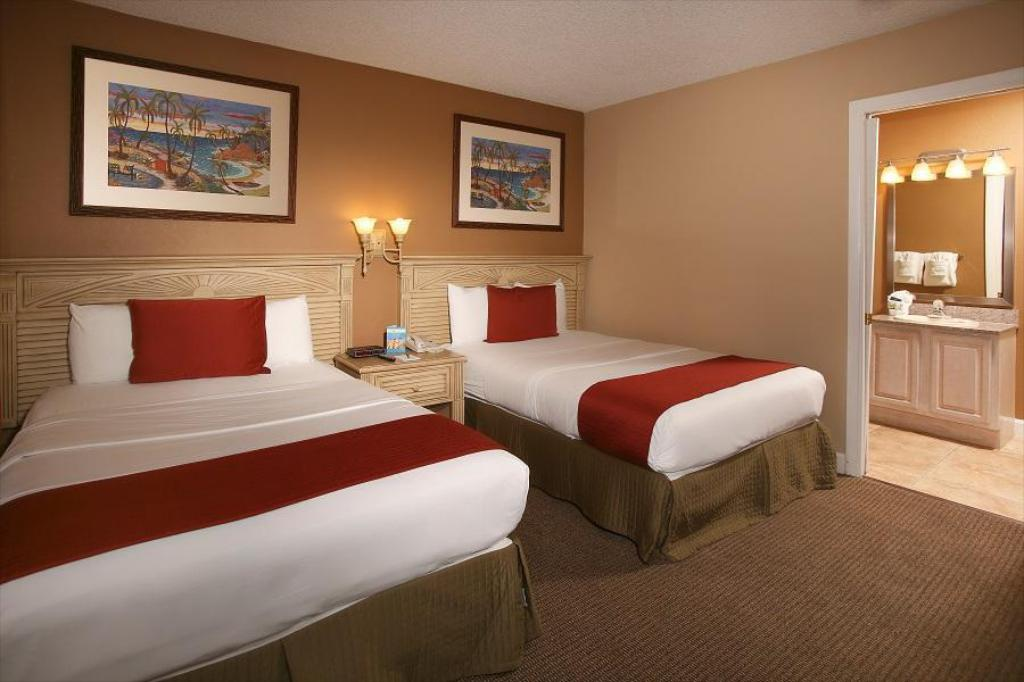 Standard Double Bed - Bed Legacy Vacation Resorts- Orlando