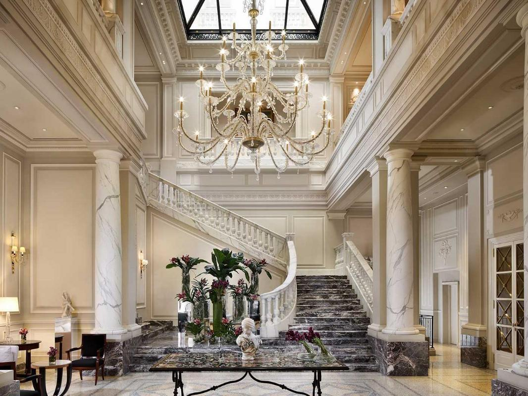 Palazzo Parigi Hotel Grand Spa Centro Brera Milan Room