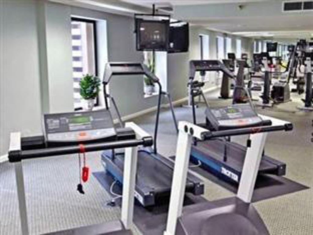Fitness center The Adolphus, Autograph Collection