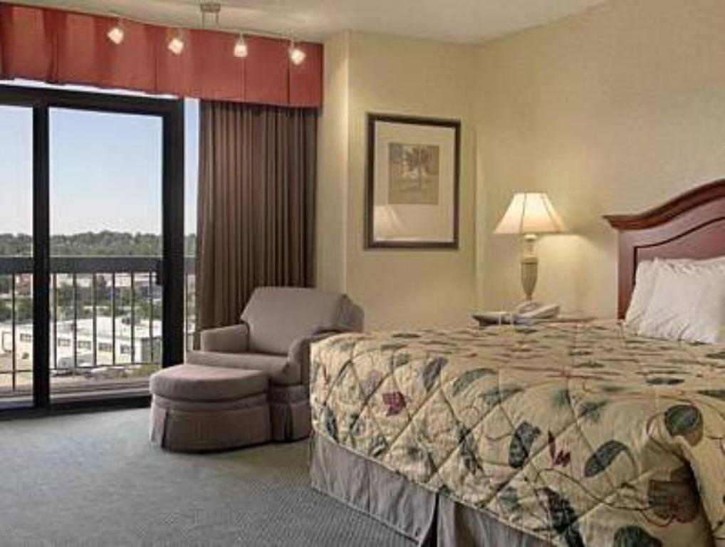Номер King Премиум Red Lion Hotel Boise Downtowner