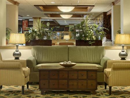 Интерьер Red Lion Hotel Boise Downtowner