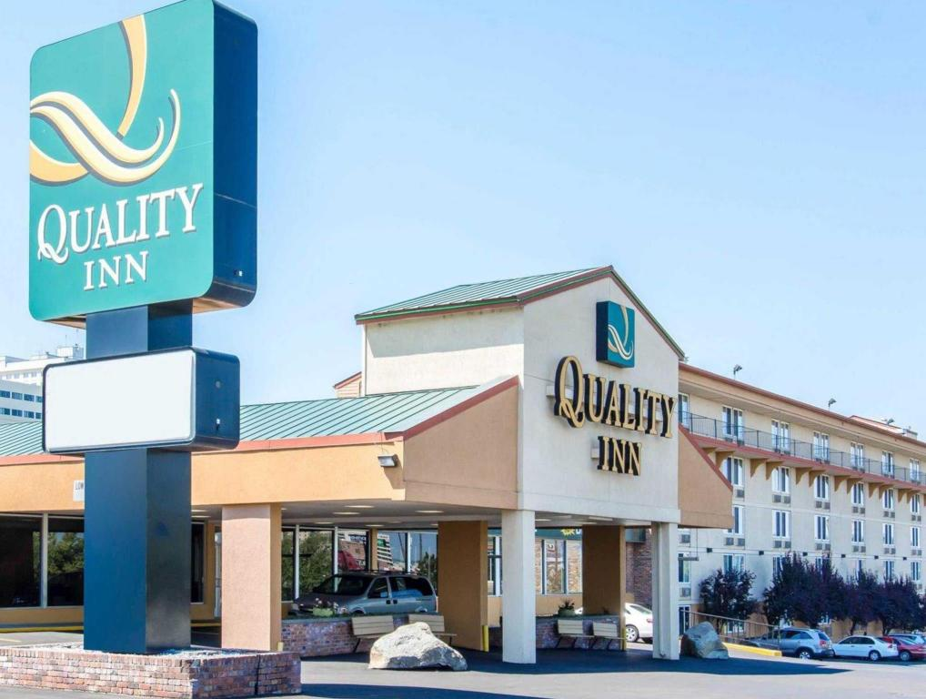 More about Quality Inn Downtown 4th Avenue