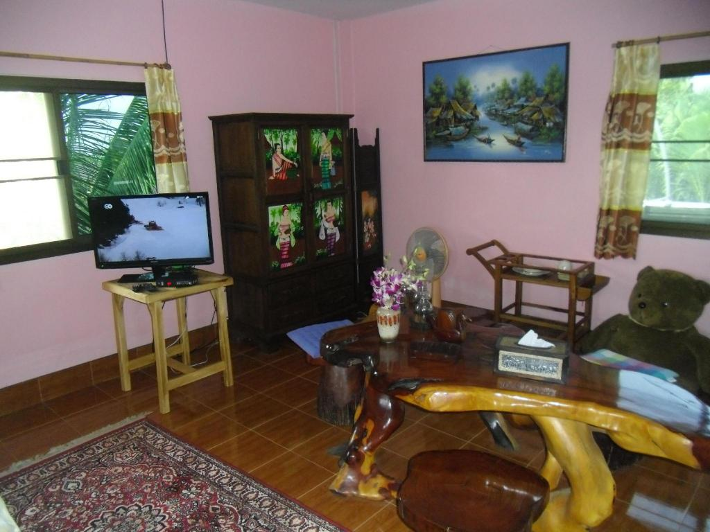 Double Room Wang Pla Guesthouse & Fishing Park