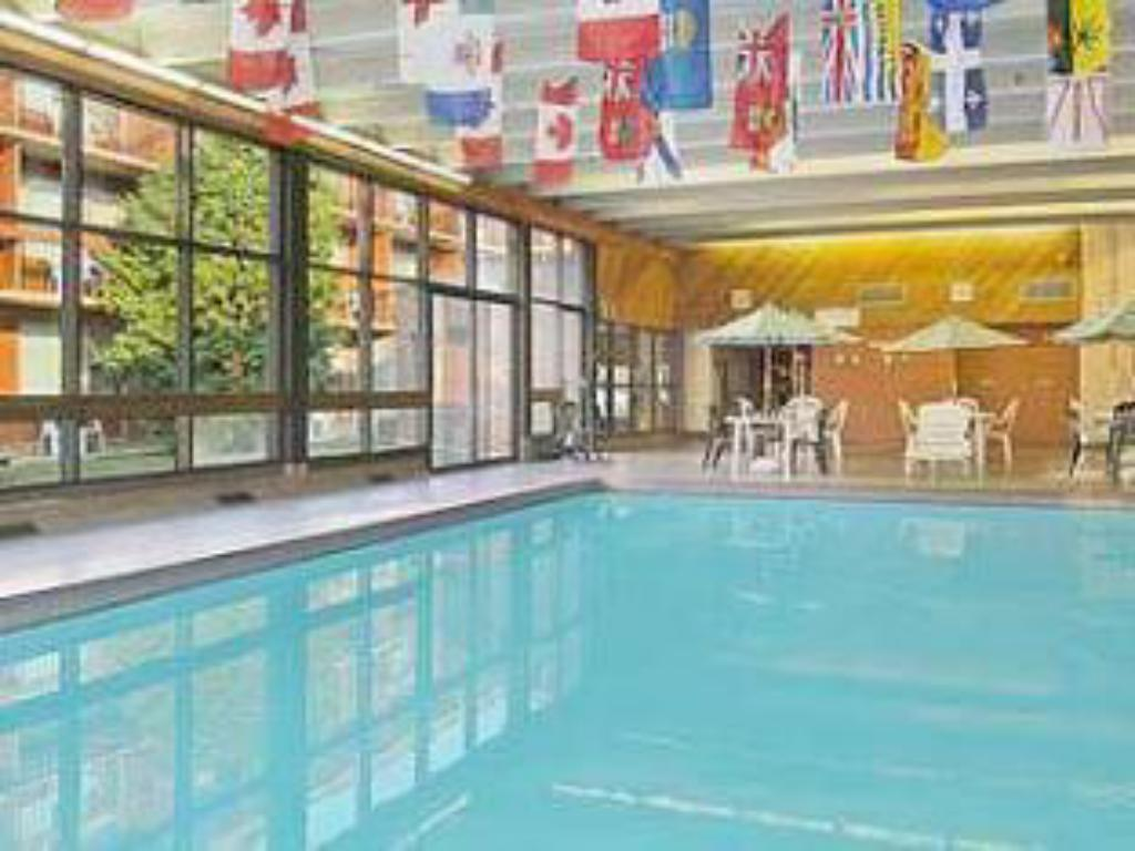 Piscina Holiday Inn Express - Sault Ste. Marie