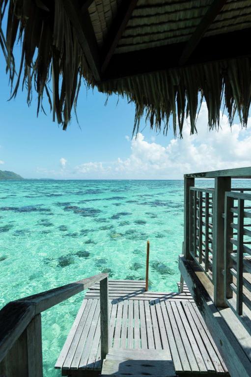 Hilton Moorea Lagoon Resort Spa In Moorea Island Room