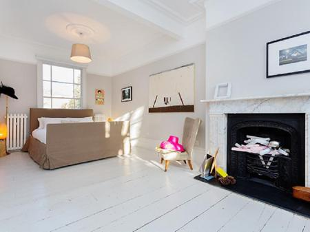Interior view Veeve  Dalston Townhouse