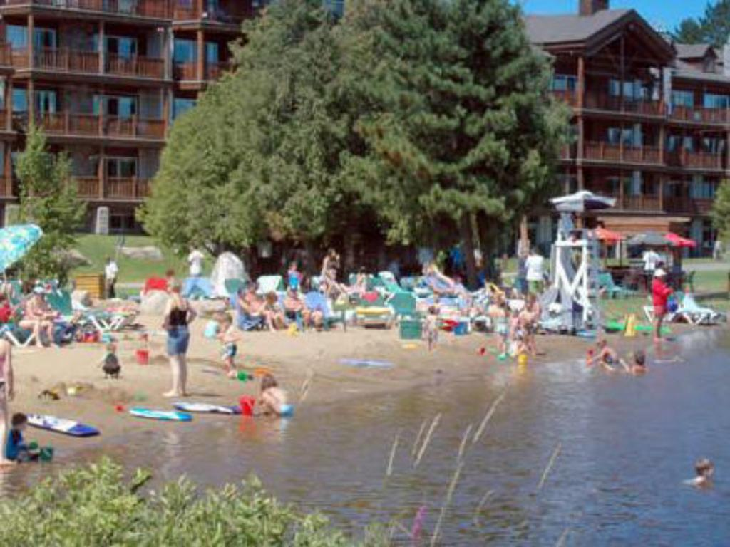 pantai Le Grand Lodge Mont Tremblant