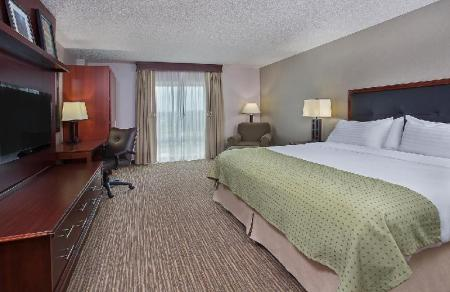 1 King Bed Room With Work Desk Non-Smoking Holiday Inn University Plaza-Bowling Green