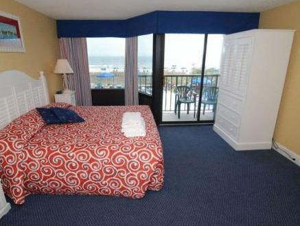 1 Bedroom Suite Ocean View