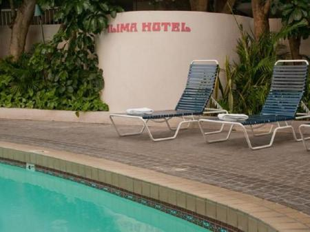 Swimming pool [outdoor] Ilima Hotel