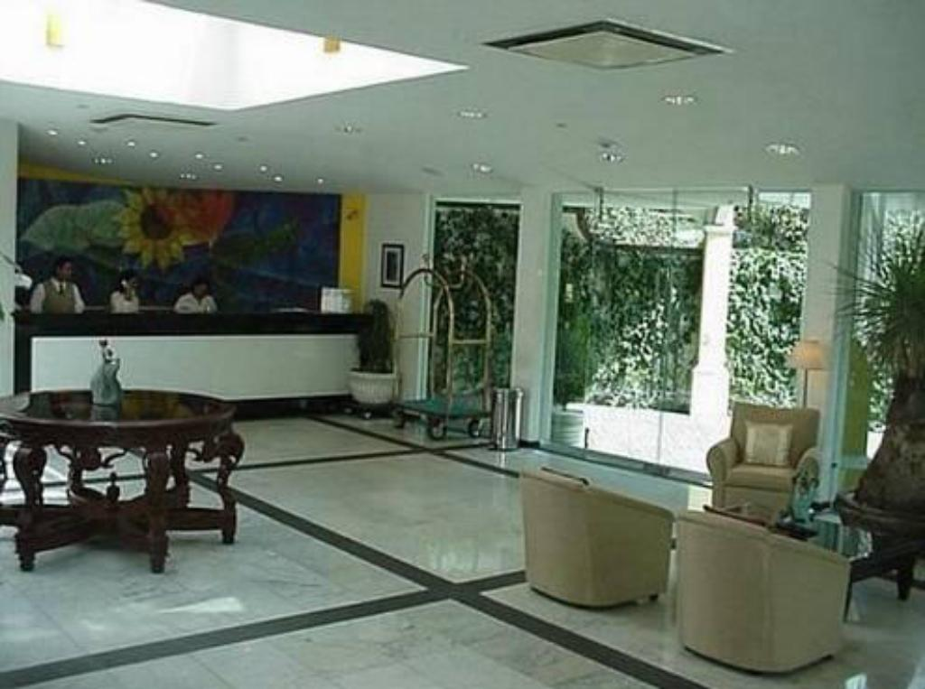 Lobby Holiday Inn Cuernavaca