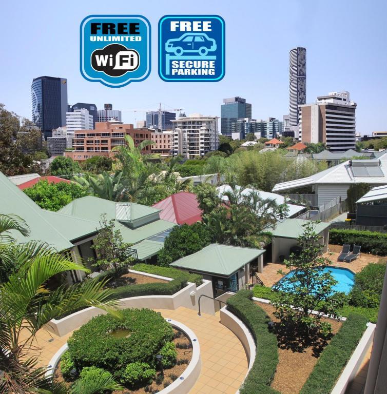 Spring Hill Apartments: Book Spring Hill Mews Apartment (Brisbane)