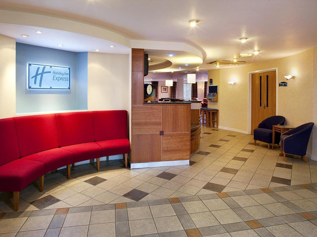 Лоби Holiday Inn Express Greenock