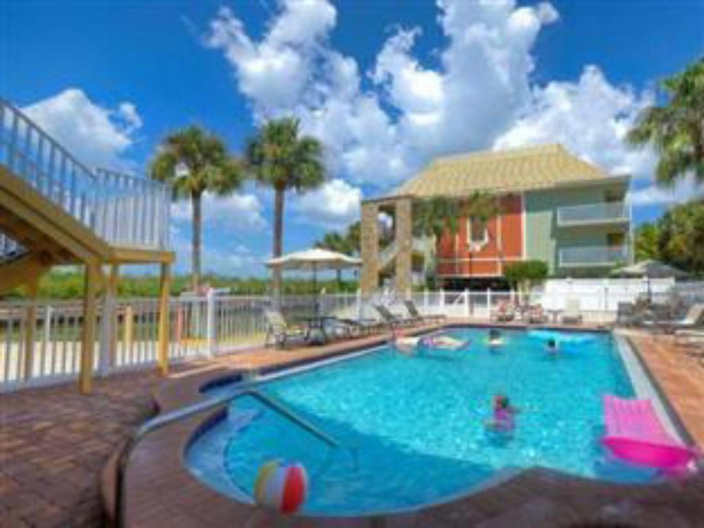 Piscina Legacy Vacation Club Indian Shores
