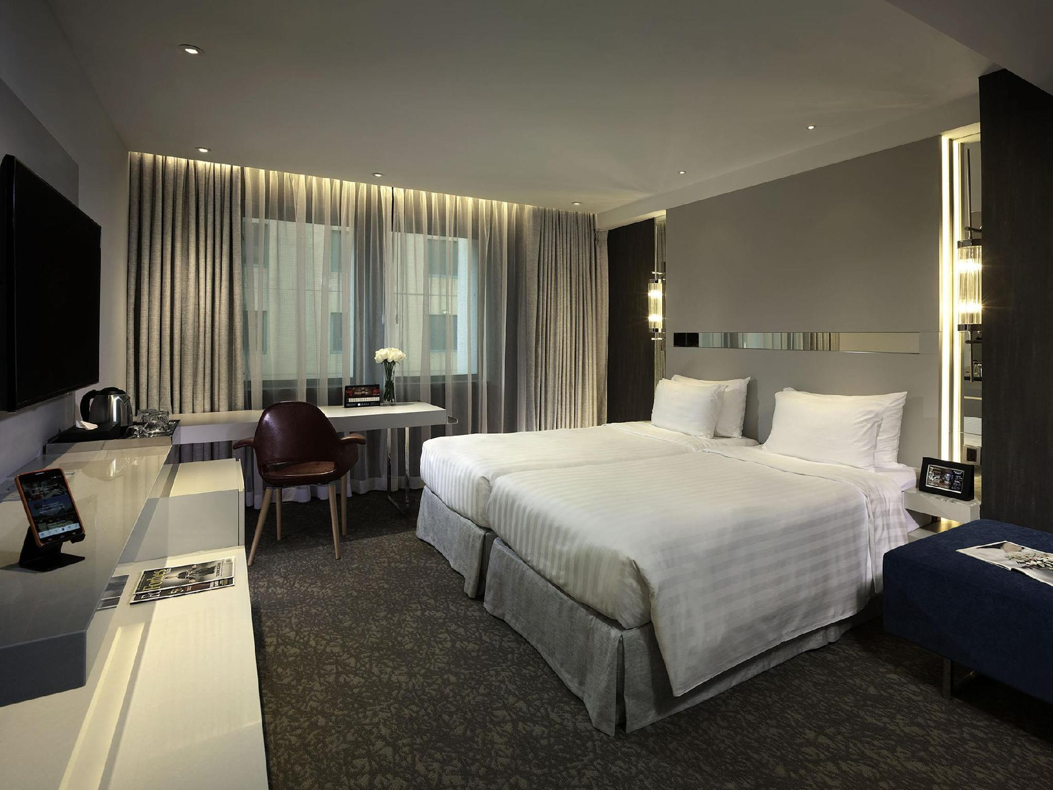 Staycation Offer - Free upgrade to Nathan Smart Plus Room with Late Check-out until 2pm
