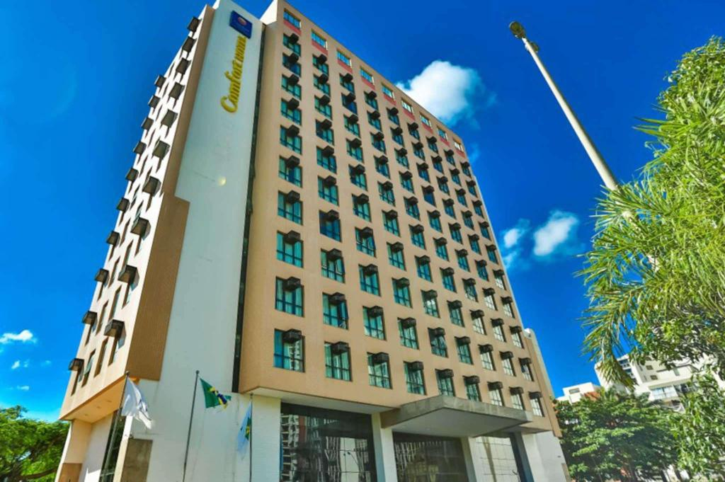 More about Comfort Hotel Taguatinga
