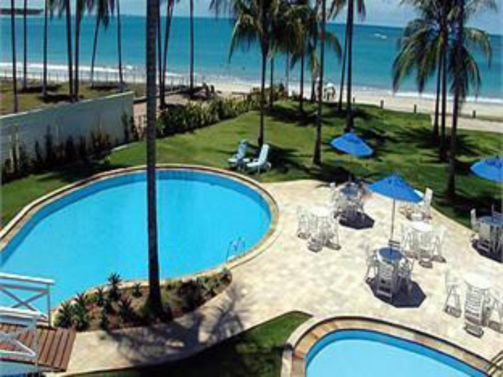 游泳池 Baía Branca Beach Resort