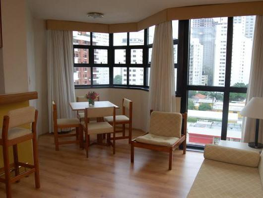 Appartement 1 Chambre avec 1 Lit Double (One-Bedroom Apartment with Double Bed)
