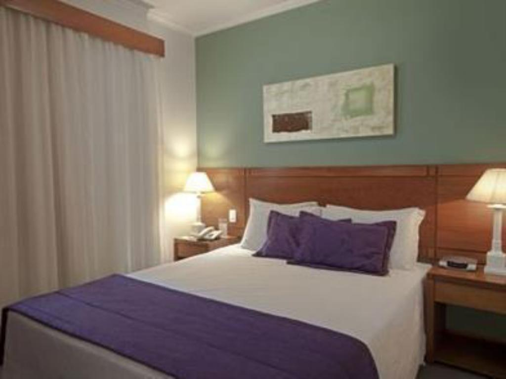 1 Queen Bed, Suite, Non-Smoking Quality Suites Long Stay Vila Olimpia