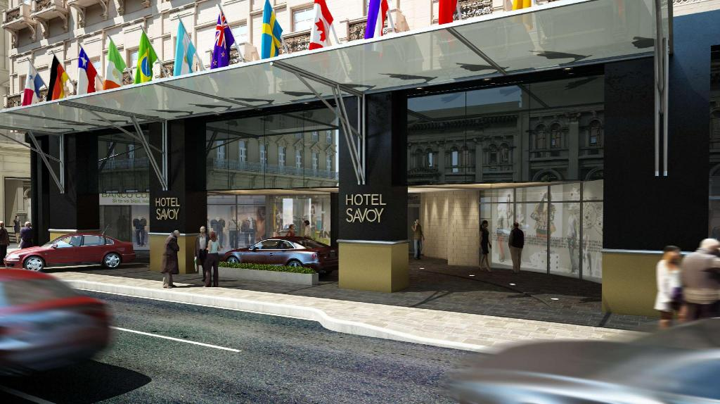 More about Savoy Hotel
