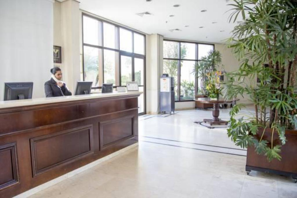 Lobby Quality Suites Long Stay Vila Olimpia