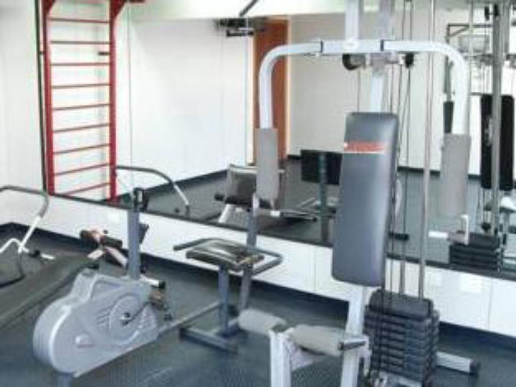 Fitness center Astron Saint Moritz