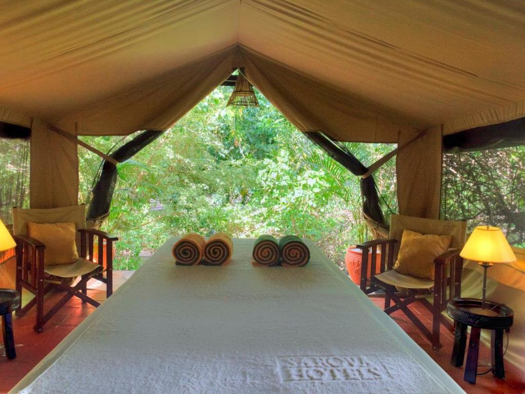 Standard Tent with Game Drives