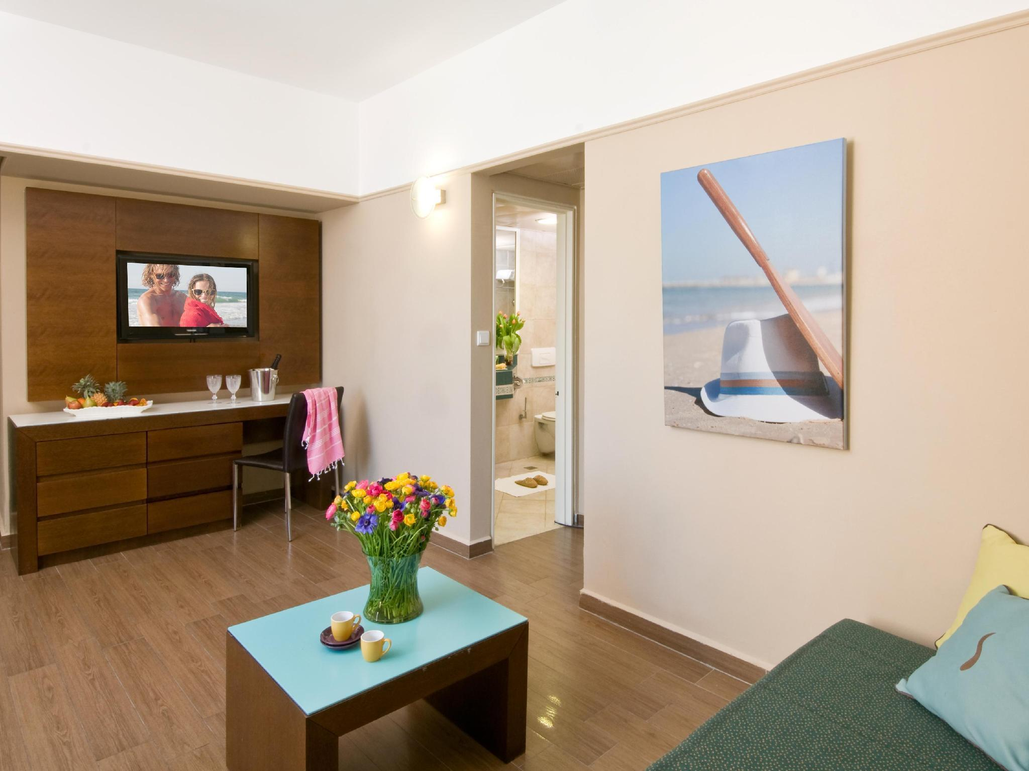 Suite Junior (2 Adults + 1 Infant) (Junior Suite (2 Adults + 1 Child))