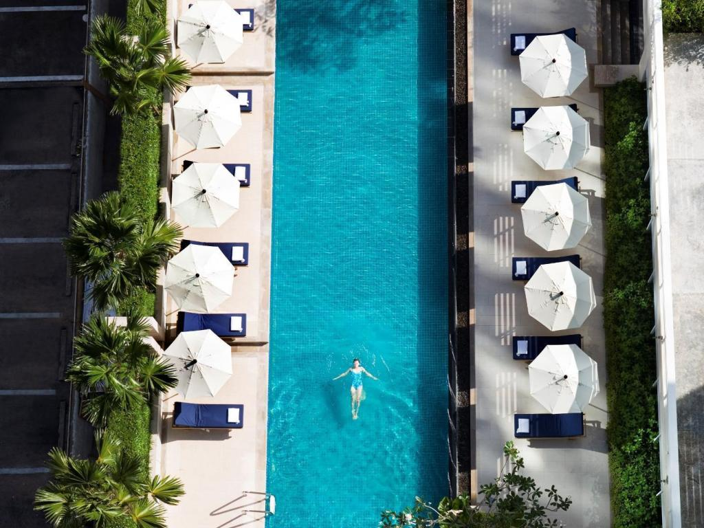 Pool Courtyard by Marriott Bangkok