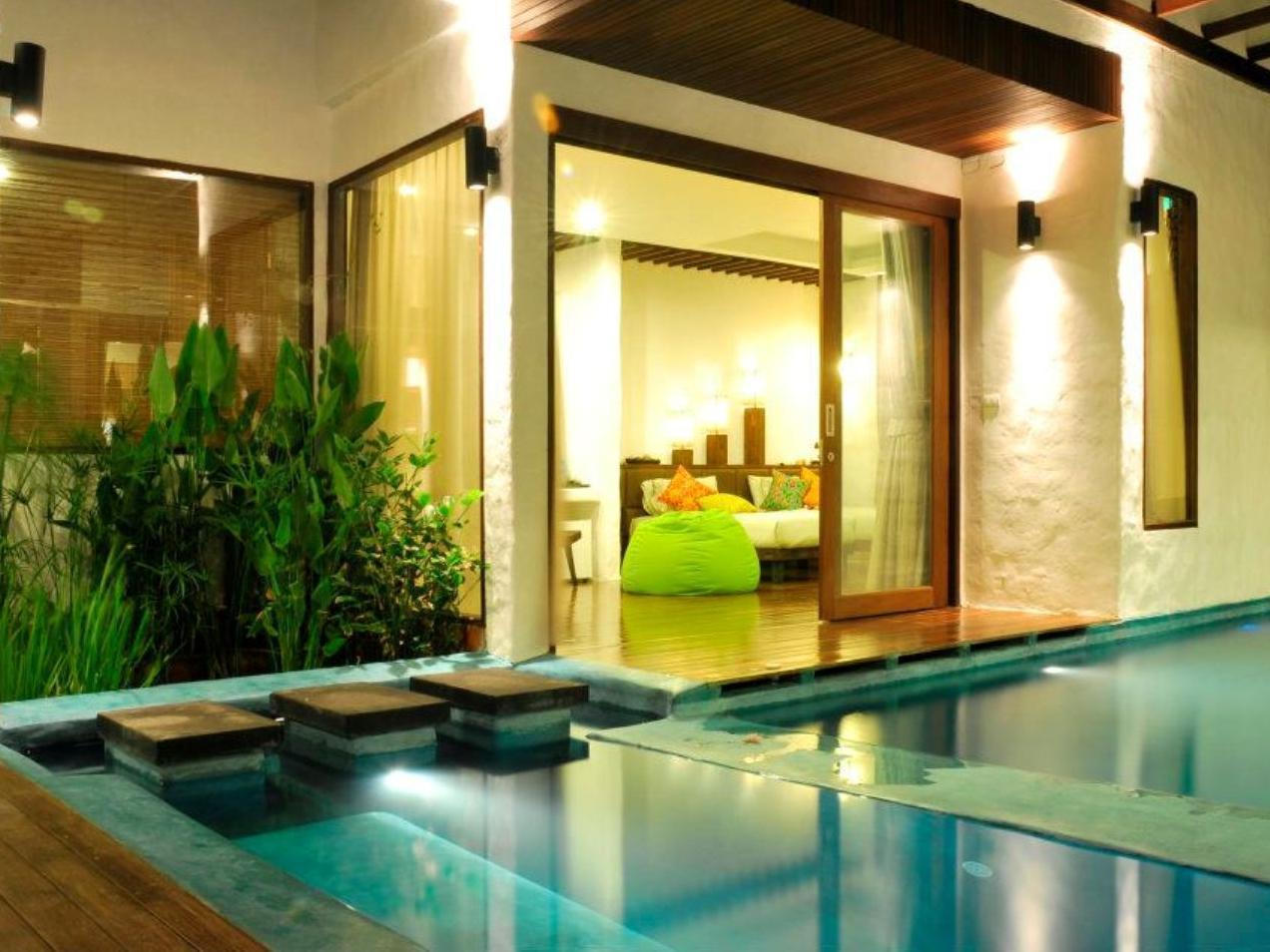 Best price on koh tao cabana hotel in koh tao reviews for Koh tao cabana koi pool villa