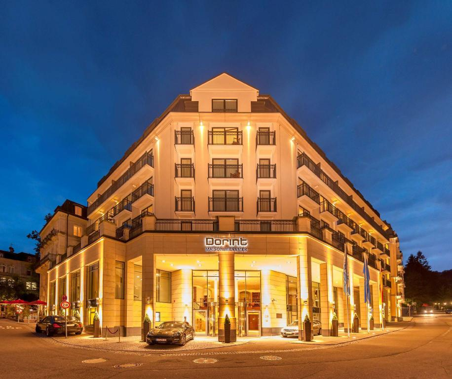 Dorint Maison Messmer Baden Baden Hotel Deutschland Ab 127
