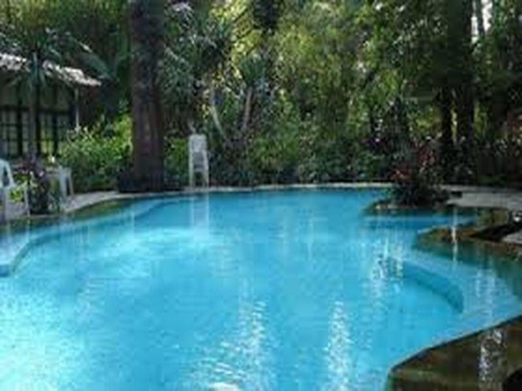 Swimming pool Mom Chailai Kanchanaburi Forest Retreat Hotel