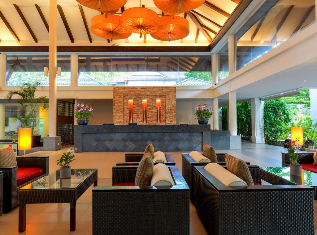 Lobby Laguna Holiday Club Phuket Resort