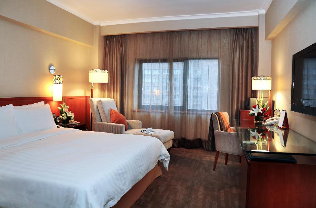 Superior king - Dormitor Xian Grand Noble Hotel